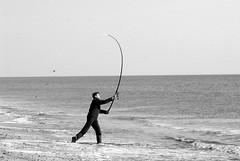 Fishing near Kessingland