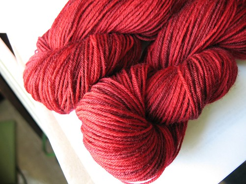 dishcloths and new dye job 035