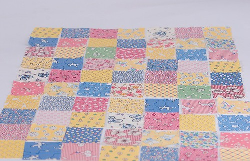 Doll Quilt to Be