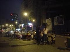 56.Masjid Jamek站旁的小販