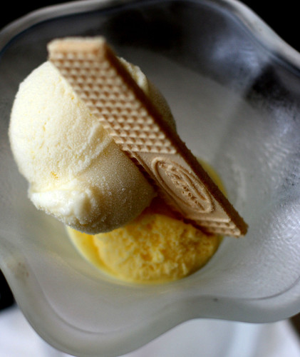 tequila and amaretto ice cream