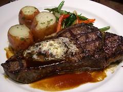 10oz NY Steak