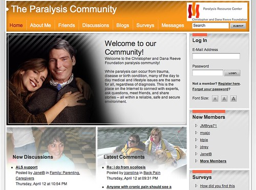 The Paralysis Community