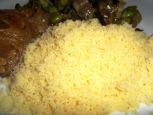 Couscous, The Right Way