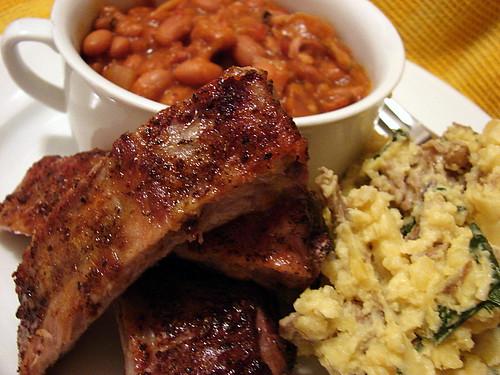 Dinner:  April 22, 2007