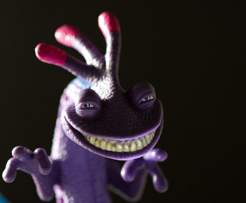 Randall figurine