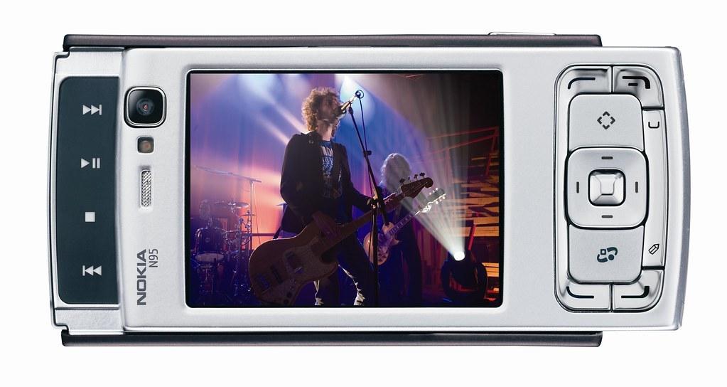 Nokia 95