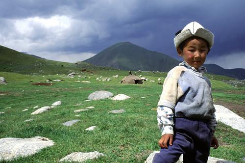 kyrgyz boy