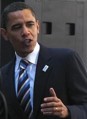 Senator Barack Obama, 4/16/07 - Chicago