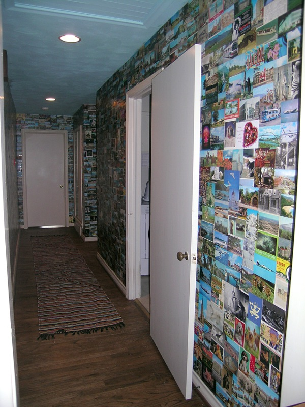 Artsy Walls: Patti Haskins Hallway