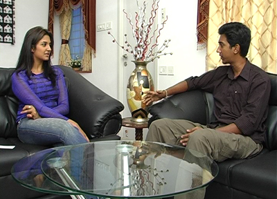 Chat show with Vimala Raman