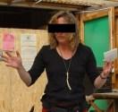 Lynn H. Ausbilderin des Camps