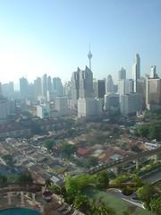 02.吉隆坡的市景以及馬來村