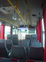 63.接駁公車的內裝