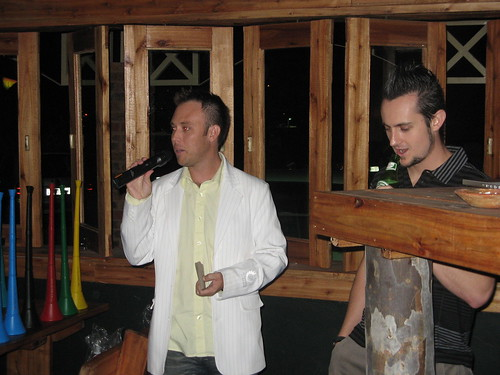 2007 SA Blog Awards @ Cool Runnings in Fourways  - 39