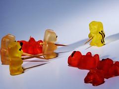 """Gummy Bear Movie, """"Kill Bill"""""""