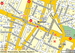 930619-Hotel le Dome_map