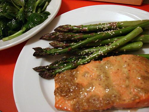 Dinner:  May 15, 2007