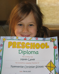 Haven Graduates K.3