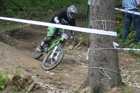 Tanja de Bie ixs Winterberg 2007