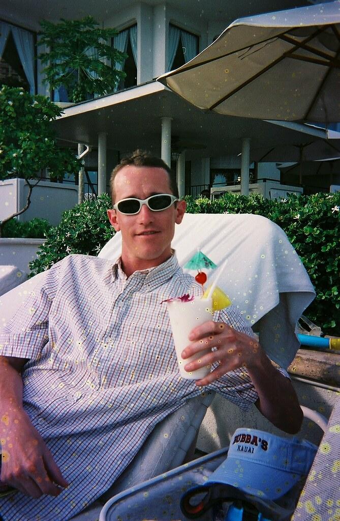 Pina Coladas On Waikiki