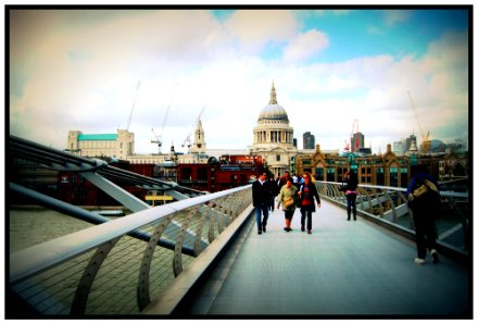 Millennium Bridge (London)