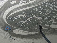Art in the sand