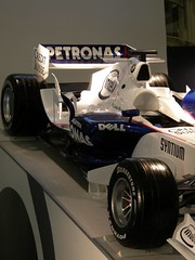 51.BMW F1.07