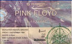 Pink Floyd - entree