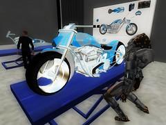 Assembling the bike with epredator
