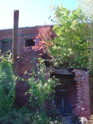 Abandoned factory, Keene, NH