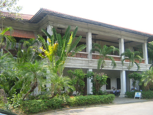 the mansion at batac