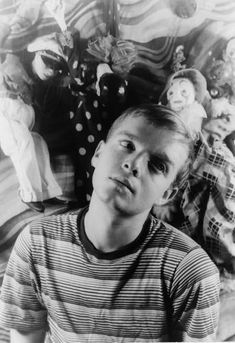 Truman Capote por Carl Van Vechten, 1948.