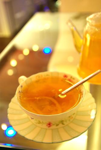 黃金柚�茶@品悅糖