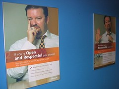 David Brent Motivational Microsoft Posters