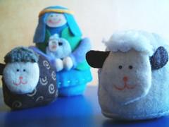 pastor/shepherd