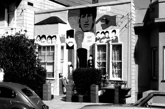 """Beatles House,"" 1978"