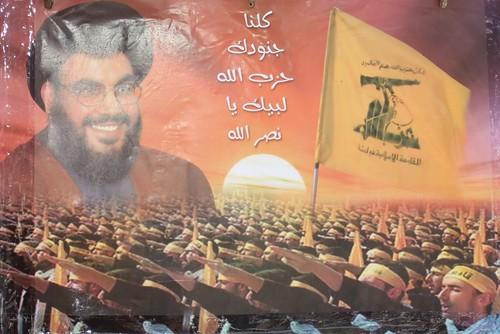 Hizbollah leader Hassan Nasrallah looking popular