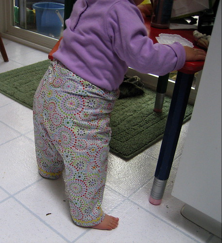 First Pants!