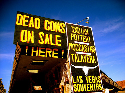 Dead Cows on Sale !HERE!