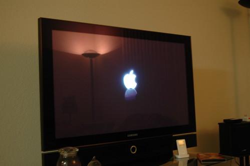 Apple TV (not mine)