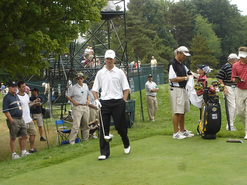 Mike Weir, 2003 Masters Champion by rottinam, on Flickr