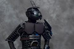 Robot Soldier, Norwescon 30