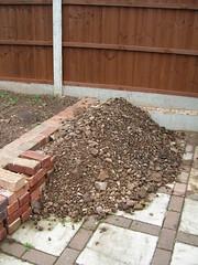 Stone pile ever groweth