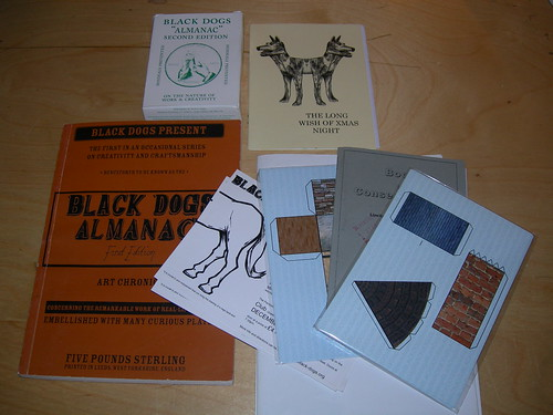 Black Dogs stuff
