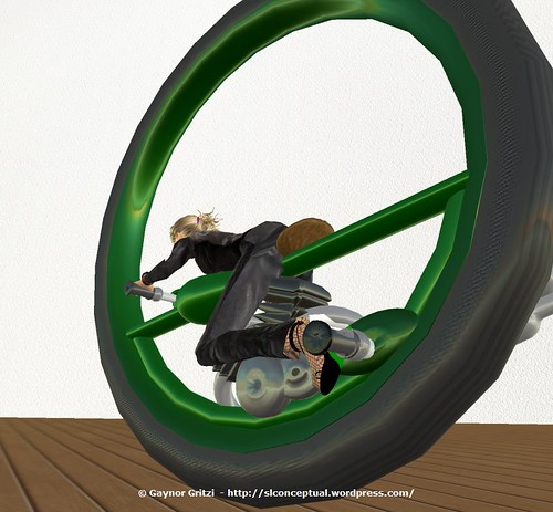 MonoWheel MadnessAbsurdist Vehicle 006