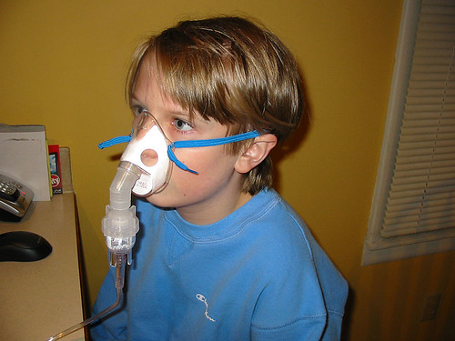 MKs Breathing Treatment