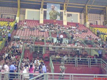 Rain World Tour tại Sân vận động Quân khu 7