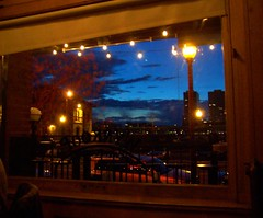 Sunset From Tavern Window