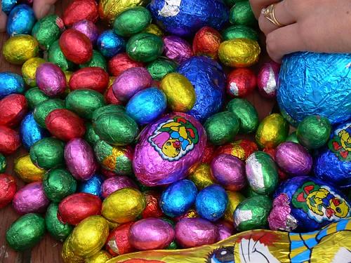Shiny Egg Pile